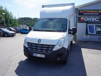 begagnad Renault Master Chassi Cab 2.3 dCi Bakgavell