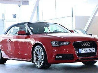 begagnad Audi A5 Cabriolet 1.8 TFSI S line