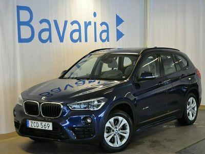 begagnad BMW X1 xDrive20i SportLine Euro 6 192hk
