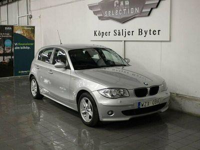 begagnad BMW 120 i Steptronic Advantage (150hk)NY-BES