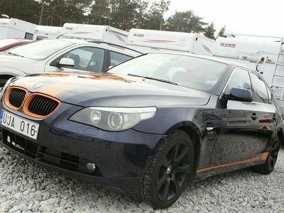 begagnad BMW 520 i Sedan Sedan, E60 (170hk)