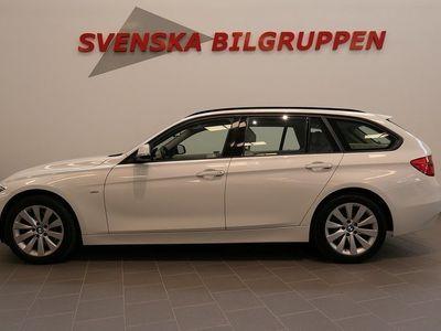 begagnad BMW 320 d xDrive Touring Aut Läder S+V hjul Lm
