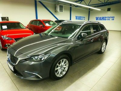 begagnad Mazda 6 Wagon 2.2 Vision Plus AWD Automat 150hk