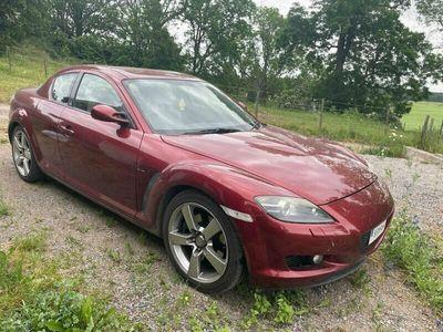 begagnad Mazda RX8