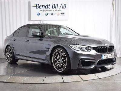 brugt BMW M3 Competition DCT M Competition Euro 6 450hk