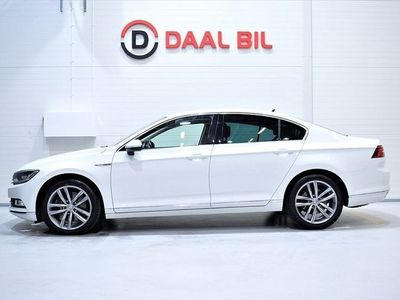 begagnad VW Passat 2.0 4MOTION 240HK GTS SEDAN SE.UTR!!