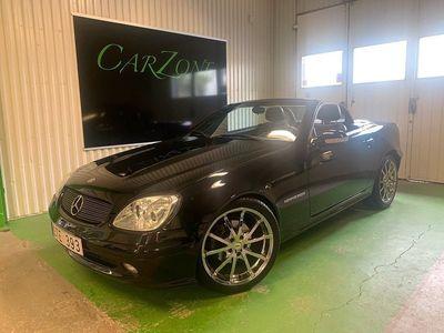 begagnad Mercedes SLK230 Kompressor 197hk,Nyserv