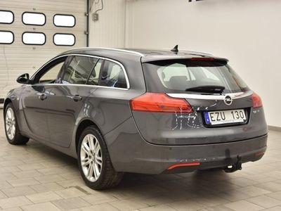 begagnad Opel Insignia 2.0 CDTI 4x4 160hk AUT / DRAG / M-VÄRM