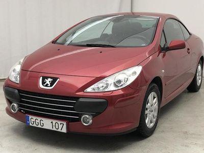 begagnad Peugeot 307 CC 2.0