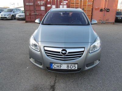 begagnad Opel Insignia Sports Tourer 2.0 Turbo