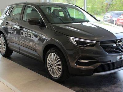 begagnad Opel Grandland X Dynamic 130hk Aut DEMO