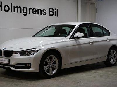 begagnad BMW 320 d xDrive Sedan Aut Sport Line PDC