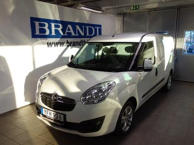 gebraucht Opel Combo VAN Skåp 1,3 CDTi 95 hk