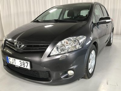 begagnad Toyota Auris 1.4 D-4D 5dr (90hk)