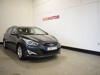 begagnad Hyundai i40 cw 1.6 GDI 135hk Ny Besiktad ua