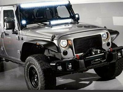 begagnad Jeep Wrangler Unlimited JK