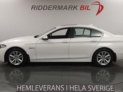 begagnad BMW 520 d Sedan, F10 (184hk)