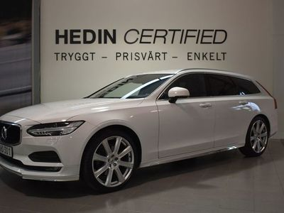 brugt Volvo V90 D4 190 hk Momentum Business Advance - Auto
