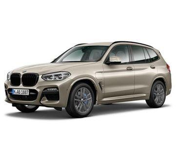 begagnad BMW X3 xDrive 30e M Sport Navi Drag Aktiv Fartpilot Parking Assistant