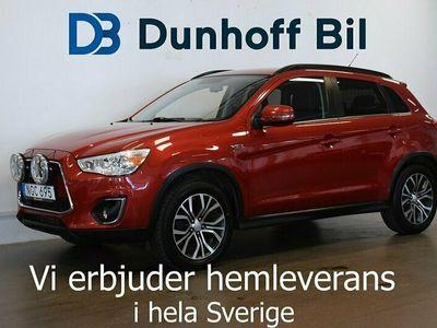 begagnad Mitsubishi ASX 1.6 Di-D 4WD EU6