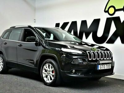 begagnad Jeep Cherokee 2.0 CRD | 4WD | Drag | PDC | S&V |