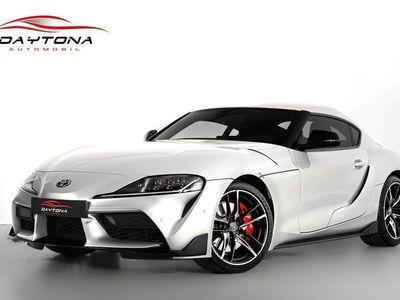 begagnad Toyota Supra GR Premiumpaket / Leasebar