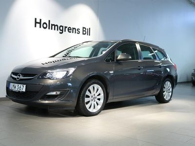 begagnad Opel Astra 1.4 Turbo EcoTec Sports Tourer