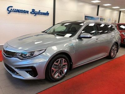 begagnad Kia Optima Hybrid SW Plug-In Advance Plus 2