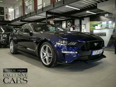 begagnad Ford Mustang GT Coupe 450hk