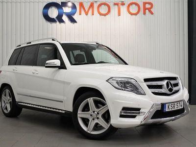 begagnad Mercedes GLK350 CDI 4MATIC 265hk