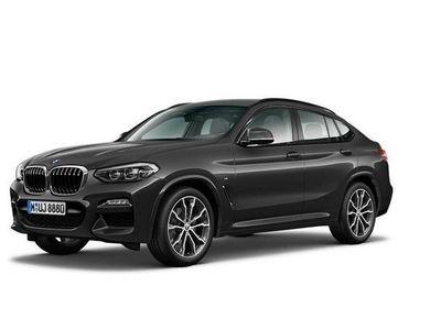 begagnad BMW X4 xDrive 20 d A M-Sport