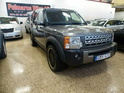 begagnad Land Rover Discovery 2.7 TDV6 4WD Automat 190hk