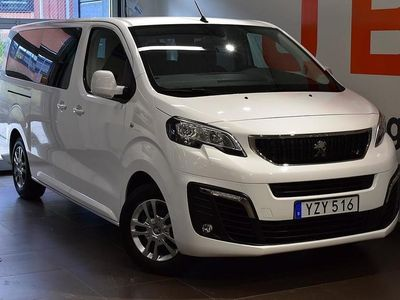 begagnad Peugeot Traveller Business 1,6 BlueHDi 115hk