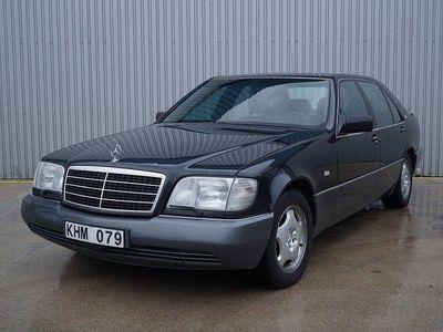 begagnad Mercedes 600 SEL Automat 408hk NYBESIKTA