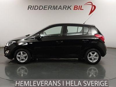 begagnad Hyundai i20 5-dörrar 1.2 86hk Sv-Såld LågaMil
