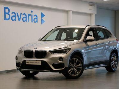 used BMW X1 18d xDrive Sport Line Aut Drag
