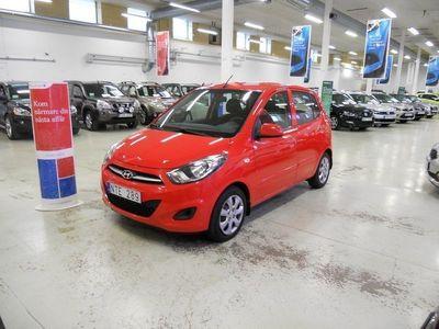 brugt Hyundai i10 1.1 iRDE Ny Bes Ny Servad Auto 69 -11
