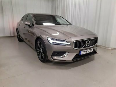 begagnad Volvo S60 T5 AWD R-Design, Garanti 24 månader, On call, Dragkrok halvautomatisk, Harman Kardon högtalare, Panoramaglastak, Parkeringskamera 360