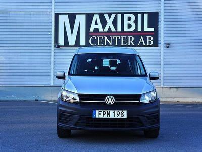 begagnad VW Caddy Maxi Life 1.4 TSI 7-sits 125hk