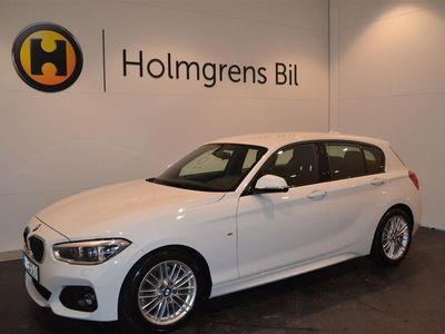 begagnad BMW 118 i M-Sport Rattvärme