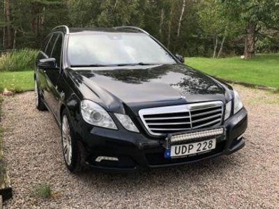 begagnad Mercedes E350 cdi avantgarde -10
