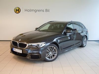 begagnad BMW 520 D xDrive Touring, M Sport, Connected, Winter,