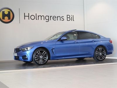 begagnad BMW 430 Gran Coupé i xDrive Innovation Edition