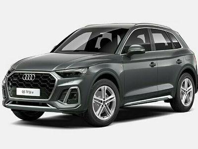 begagnad Audi Q5 55 TFSI e quattro S Tronic S-Line 2021, SUV Pris 694 800 kr