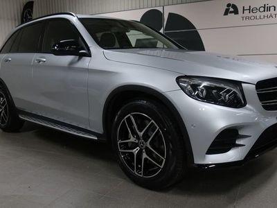 begagnad Mercedes GLC220 GLCd Style Edition Nig -19