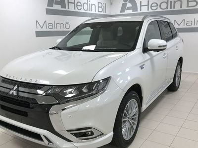 begagnad Mitsubishi Outlander Business PHEV
