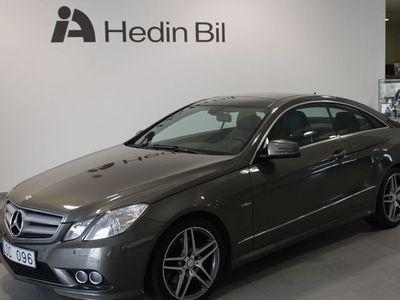 begagnad Mercedes 200 E-KlassCoupé CGI BlueEFFICIENCY