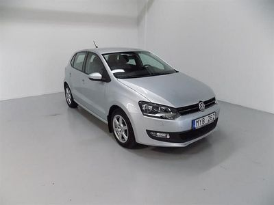 brugt VW Polo 1.2 TSI 5dr 90hk