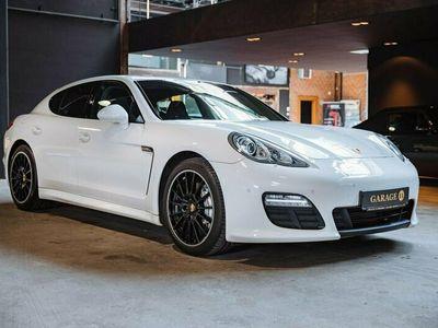 begagnad Porsche Panamera 4S PDK