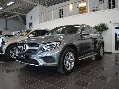 begagnad Mercedes GLC250 Coupé 4MATIC
